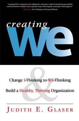 Creating We Judith E. Glazer